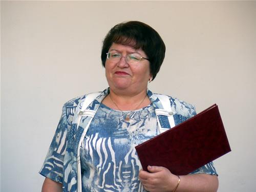 Министр образования и науки Хакасии Галина Салата