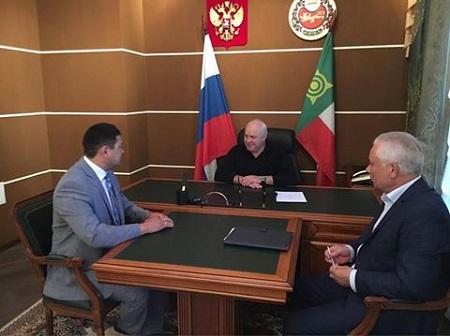 Зимин продолжает назначать министров вновое руководство